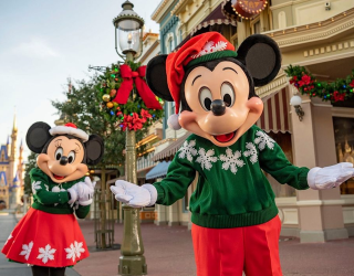 Go Behind the Scenes for the Holidays With the Disney Parks on TikTok