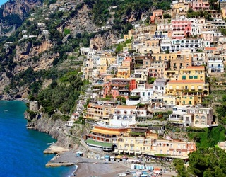 Take a Mental Vacation by Traveling to the Amalfi Coast With This Memory Match Game