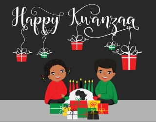 Happy Kwanzaa! Can You Find the Differences in TheseCelebratory Photos?