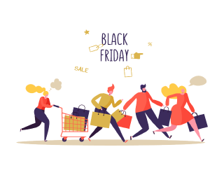 Practice Black Friday Bargain-Hunting by Finding the Difference in These Photos