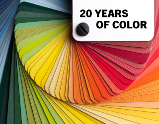 Can You Match Your Way Through 20 Years of Pantone Color Faves?