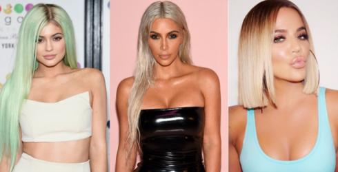 Netflix & Chill-Marry-Kill: Pregnant Kardashian-Jenner Hairstyles