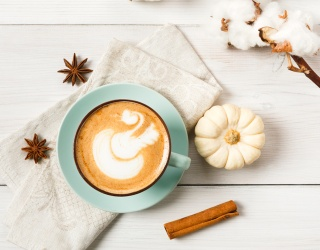 Is It Too Early for a Pumpkin Spice Latte Memory Match? Well, Take It up With Dunkin'