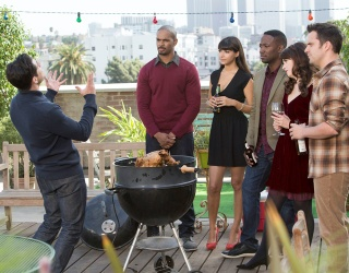 """The """"New Girl"""" Personalities at Every Thanksgiving Dinner"""
