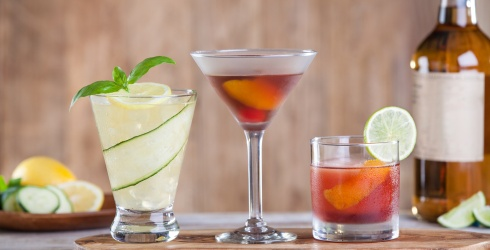 Which Adult Beverage Will Help You Survive Social Distancing?