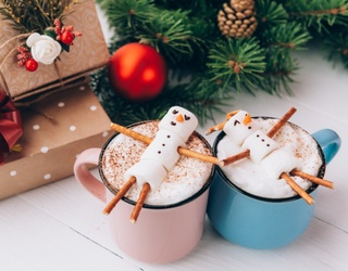 Cozy up With Some Hot Cocoa and Unscramble This Puzzle
