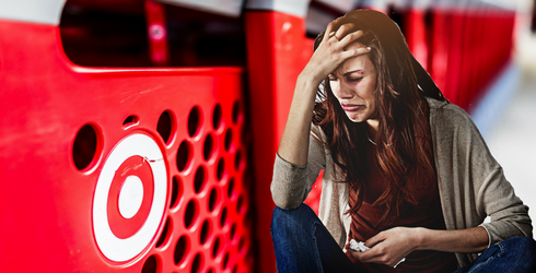 The Five Stages of Grief: Target Is a Black Hole of Guilt and Joy