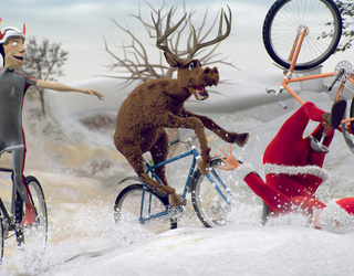 Can You Find the Differences in These Christmas Disaster Photos?