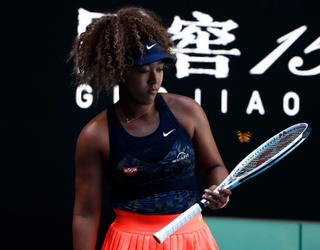 Naomi Osaka Made Time to Save a Butterfly During Her Match