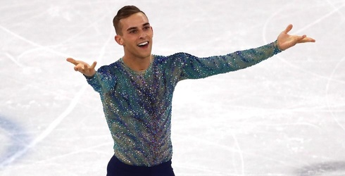 ICYMI, Everyone Loves Adam Rippon -- and We've Got the Twitter Receipts to Prove It