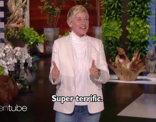 Ellen DeGeneres Kicks off Season 18 Addressing the Elephant in the Room