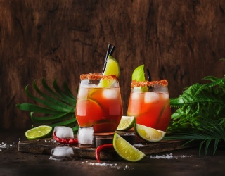 Keep It Spicy and Refreshing at the Same Time With This Michelada Memory Match
