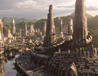 Brush up on Your Marvel Geography and Test Your Knowledge on the Kingdom of Wakanda