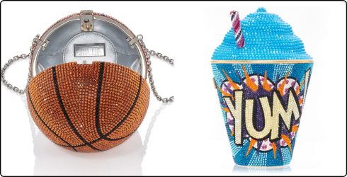 Which Kim Kardashian-Gifted Judith Leiber Bag Is More Obnoxious?