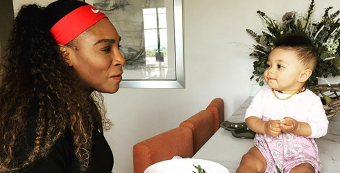 Mamas Everywhere Are Sending Love to Sad Mom Serena Williams After Missing Her Daughter's Milestone