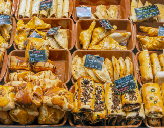 Can You Spot the Differences in this Tasty Empanada Display?