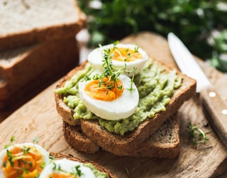 Take a Slice Out of This Avocado Toast Memory Match