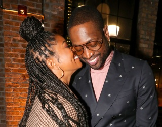 Dwyane Wade Apparently Has a Sweet Spot for Beach Proposals