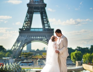 Travel Tuesday: You're Getting Married in Paris! What's Your Venue?