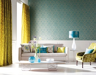 What's More Your Style: Wallpaper or Paint?