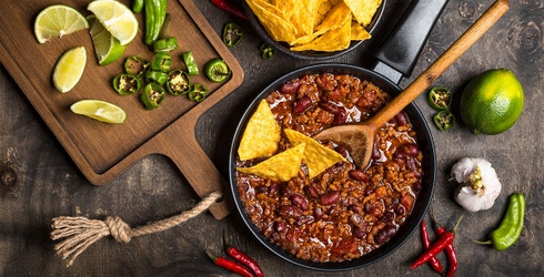 Make It Spicy and Spot the Differences in These Chili Photos