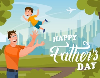 Can You Find the Differences in These Father's Day Pictures?