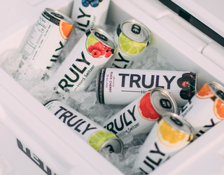 Can You Name the Hard Seltzer from an Extreme Close-Up?