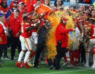 Cabinet of Curiosities: Who Invented the Gatorade Shower?
