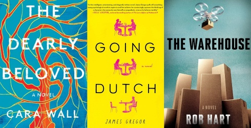 Your September Assignment: Read a Great New Book From This List