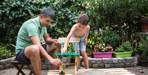 What Kind of DIY Summer Project Should You Take On?