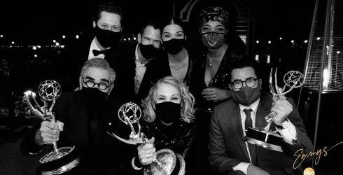 The Emmys Were a Real Schitt Show This Year, and How Fitting