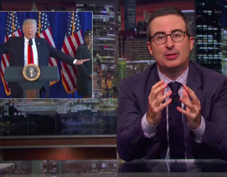 John Oliver and the Importance of Late Night TV in the Wake of Charlottesville