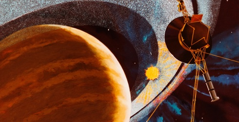 An out of This World Memory Match All About NASA's Voyager 1 Will Leave You With Stars in Your Eyes
