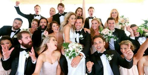 15 Celebrity Wedding Dresses You'll Love To Envy