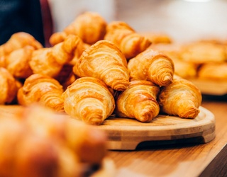 Don't Flake on This Buttery Croissant Puzzle