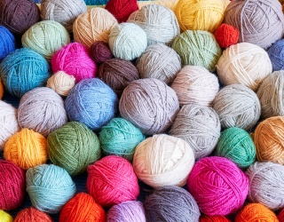 Can These Colorful Balls of Yarn Help You Craft up Something Special?
