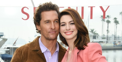 Matthew McConaughey Turns 50, but Celeb Impressions of Him Are Ageless