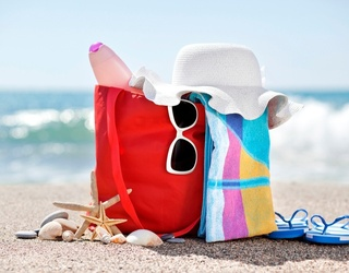 What You Need in Your Beach Bag