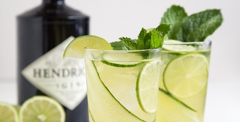 10 Gin Cocktails Worth Sloe-ing Down For