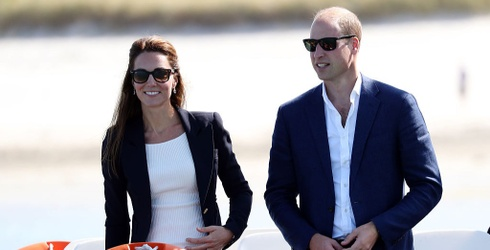 Prince William, Kate Middleton Skip Foreign Vacay in Favor of Local Family Staycation