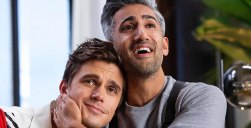 """Tan and Antoni from """"Queer Eye"""" Take Baths Together, but Don't Worry, It's Not Weird"""