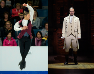 """""""Hamilton"""" Is Coming to the Winter Olympics (With a Lot More Flips and Jumps)"""