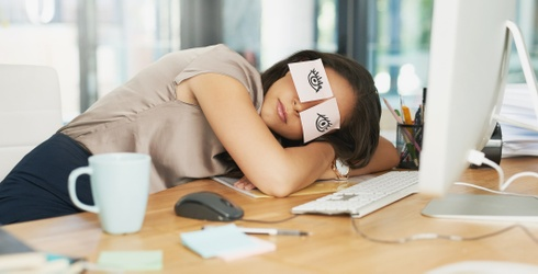 In Japan, It's Socially Acceptable to Nap At Work (Yes, Seriously)