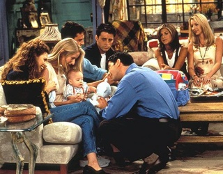 """Could This """"Friends"""" Quiz About Ross Geller's Wives BE Any Easier?"""
