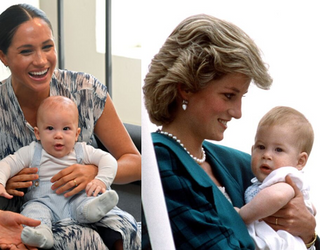 """Archie """"Ladies' Man"""" Mountbatten-Windsor Steals the Show in South Africa"""
