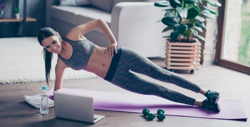 The Best Places to Find Free Fitness Classes Online