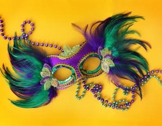 Which Mardi Gras Mask Should You Wear?