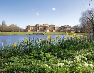 Come Picnic at Buckingham Palace Garden This Summer!