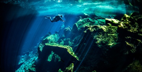 Be on the Lookout for Sunken Treasure in This Underwater Cave Puzzle