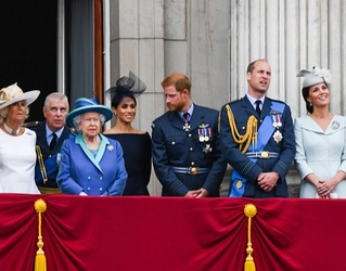 Where Exactly Do the Royals Live in the U.K.?